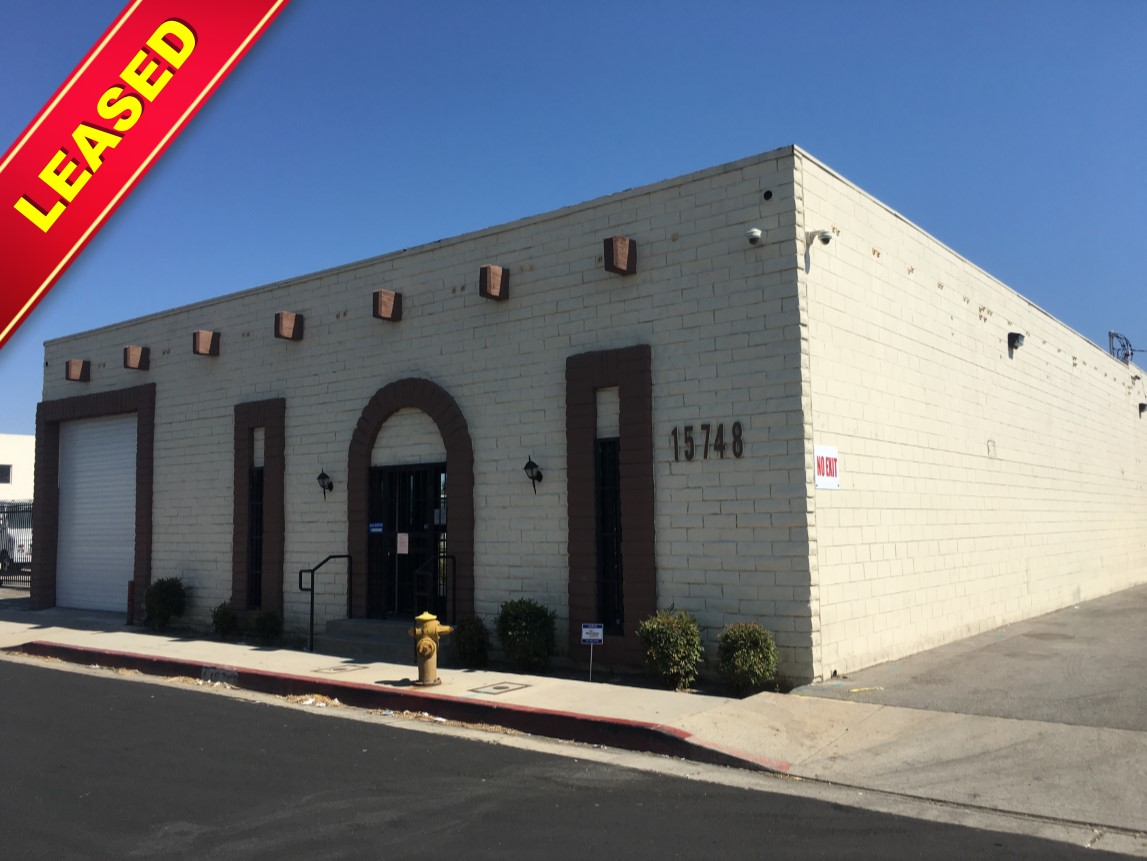LEASED – 15748 Arminta Street, Van Nuys