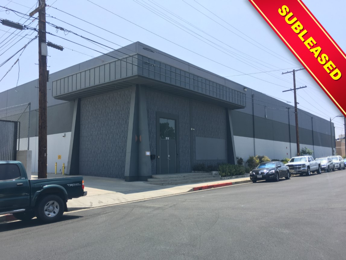 SUBLEASED – 2212 Kenmere Avenue, Burbank